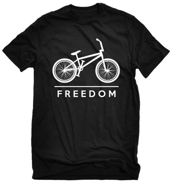 Freedom Bmx Shirt sizes s-xxl fit dans dk bike shadow vans