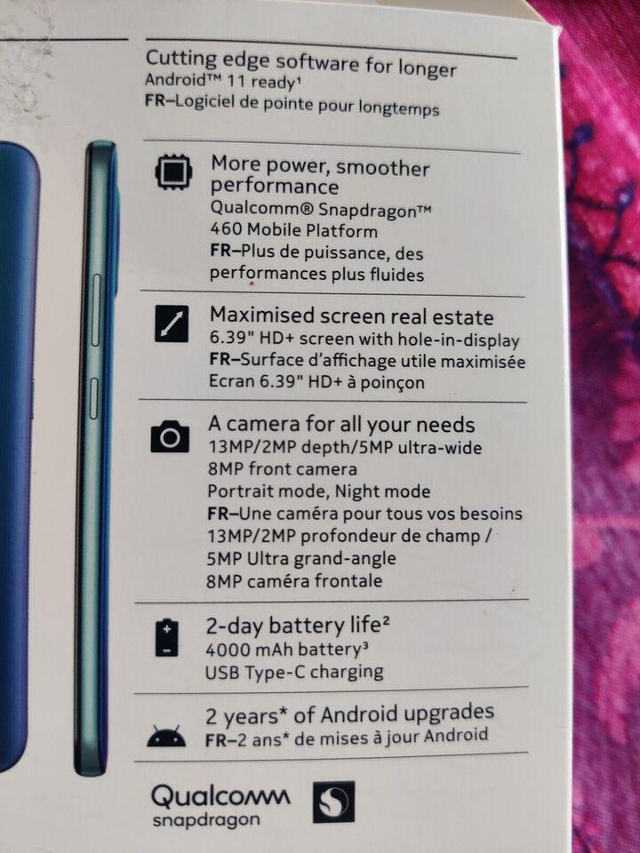 iPhone 3G, 32 GB, blå