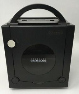 Nintendo-GameCube-NGC-Black-Japan-NTSC-J