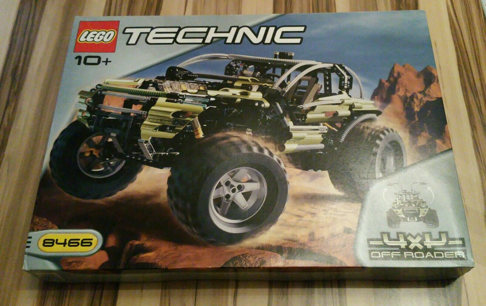 LEGO Technik 4x4 Off-Roader 8466 OBA OVP