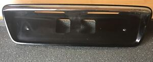 Honda-Accord-Type-R-Rear-Number-Plate-Surround-with-Chrome-Trim