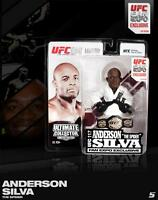 Anderson Silva W/gi Round 5 Ufc Fan Expo Action Figure Toy Brand