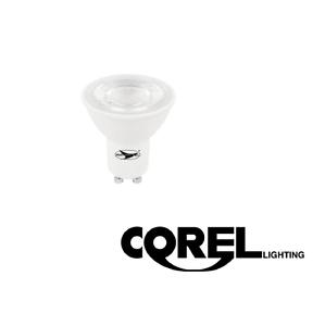 corel lighting ld5360 spot light gu10 lampadina al led | ebay