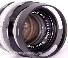 52mm Lens Hood for E52 Rolleinar 1:1.4 f=55mm NIKKOR 1:1.4 f=50mm Nikkor 1.8/50