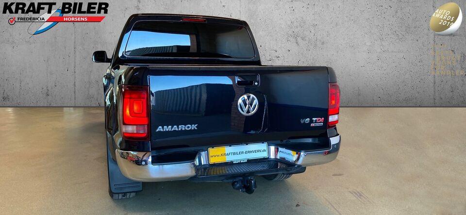 VW Amarok 3,0 V6 TDi 224 Highline aut. 4M Diesel aut.