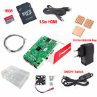 Raspberry Pi 3 Modelo B 1GB RAM Quad Core 1.2GHz CPU Starter Kit