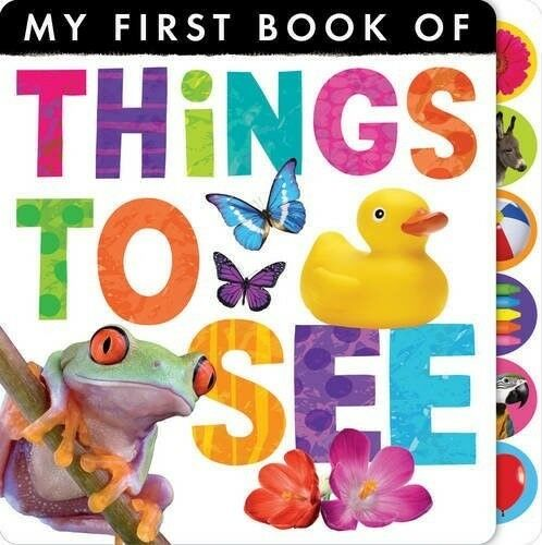 1 of 1 - New, My First Book of Things to See, , Book