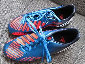 7d6ef9b46718 Image is loading BOYS-ADIDAS-PREDATOR-FOOTBALL-BOOTS-ASTRO-TURF-METALLIC-