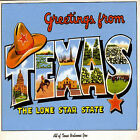 Greetings from Texas [And More Bears] by Various Artists (CD, Oct-2005, Bear Family Records (Germany))