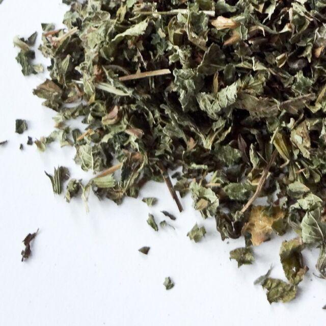 Lemon Balm, Leaf, c/s - Bulk Herb 1oz-16oz