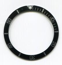 Bezel Insert 5513-1 black/silver 5513 1680 For Rolex
