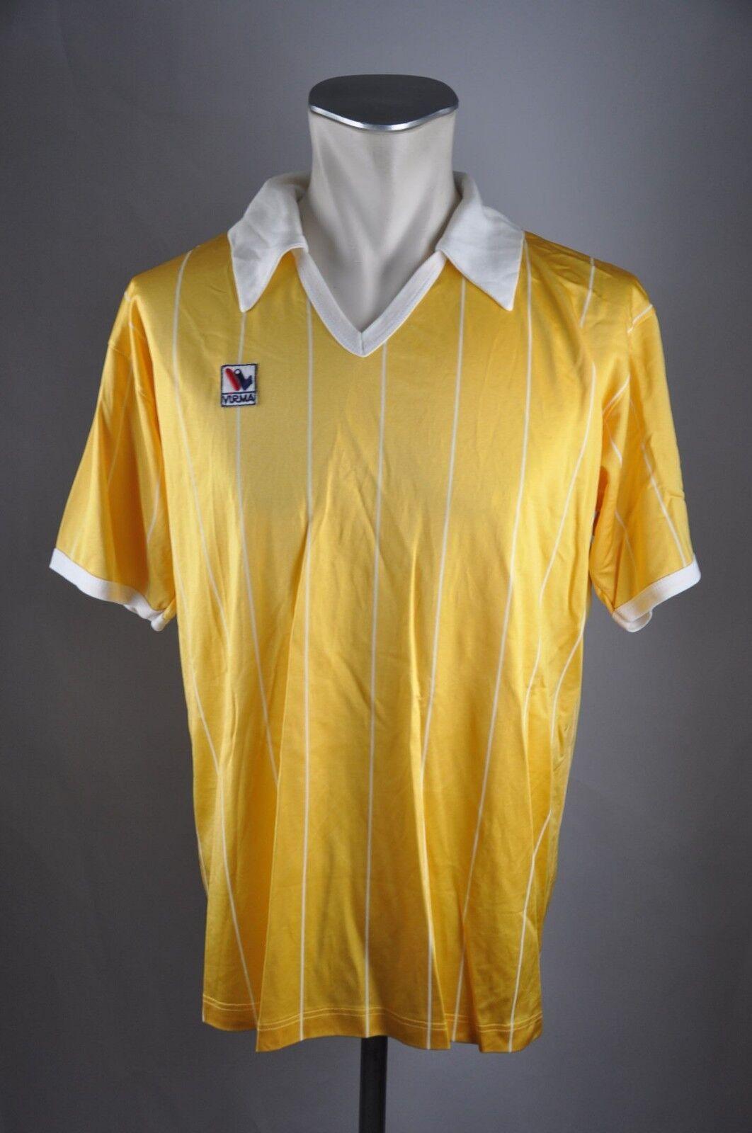Virma vintage Shirt jersey Trikot 80er 80s Shirt  Gr. 5 - L VA6