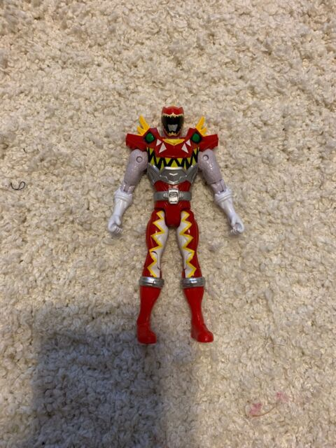 Power Rangers Dino Charge Mixx N Morph Dino Charge Red Ranger Action Figure