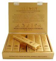 Magic Sex Drop - High Grad Female Libido Enhancer - Spanish Gold Fly (box Of 12)