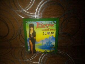 Elvira-The-Arcade-Game-IBM-PC-5-25-034-Discs-Asian-Edition-RARE