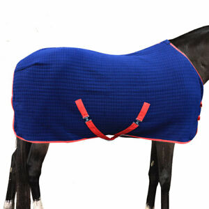 Rhinegold Horse or Pony Helena Air Summer Sheet Great for Shows Travel Stable