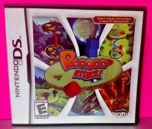 Roogoo-Attack-Nintendo-DS-DS-Lite-3DS-2DS-Game-Complete-Tested