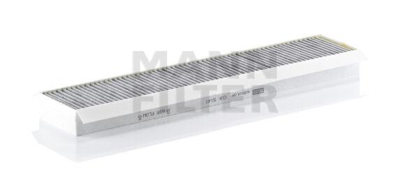 Cabin Air Filter MANN CUK 5141 fits 02-08 Jaguar X-Type 3.0L-V6