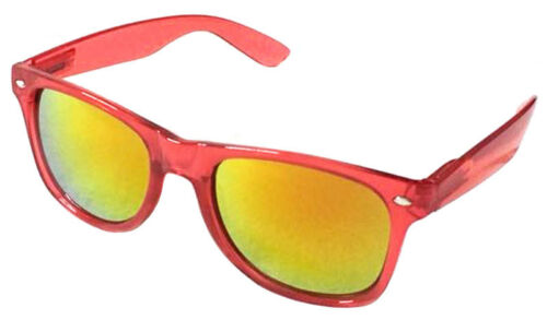 Wholesale Lots 12 Pairs 80S Retro Classic Sunglasses W// Crystal Colorful Frames