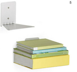 1pcs design tudiant tudiant cach invisible livre tag re ebay. Black Bedroom Furniture Sets. Home Design Ideas