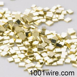 Details About 14k Yellow Gold Chip Solder 1 X 1mm Pennyweight 55 Grams Easy