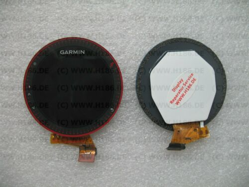 Passend Garmin Forerunner 220 225 Frontglas LCD Replacement glass used gebraucht