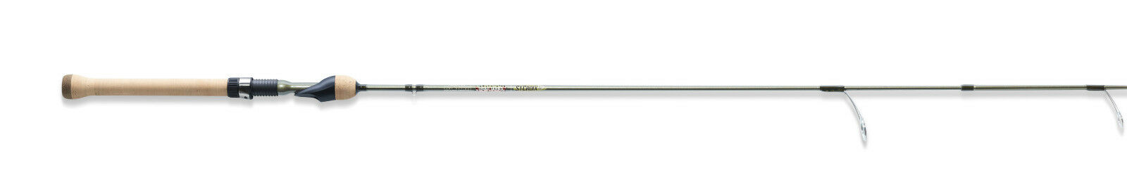 St. Croix  Trout Series Spinning Rod 6' Ult-Lt Fast 2pc (TSS60ULF2)  classic style