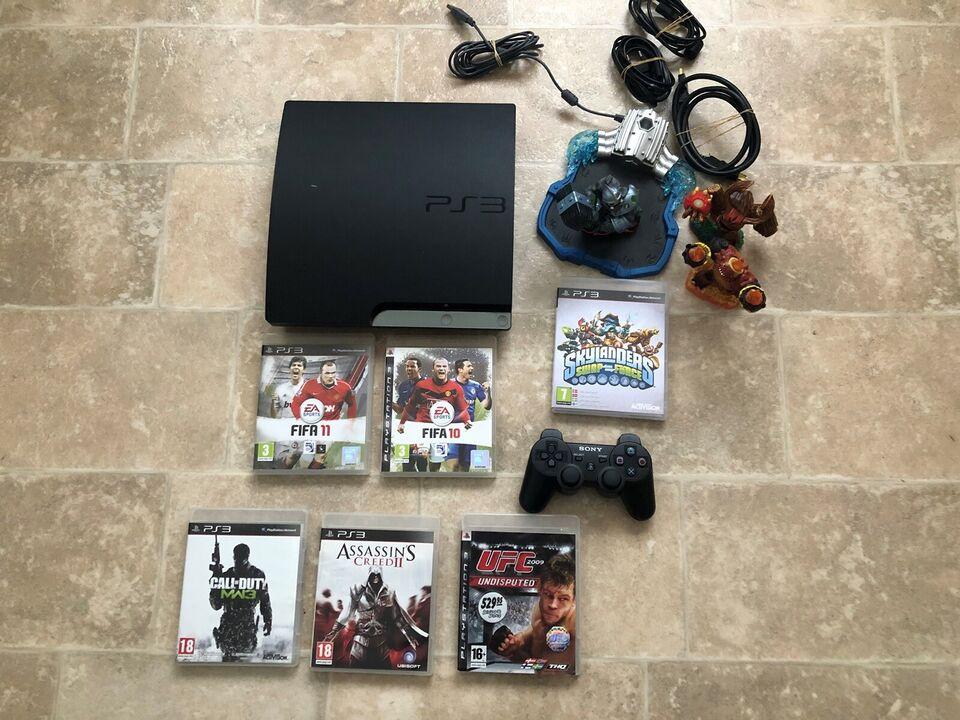 Playstation 3, Slim, Perfekt