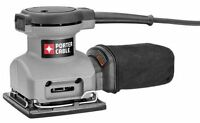 Porter-cable 380 1/4 Sheet Orbital Finish Palm Sander , New, Free Shipping on sale