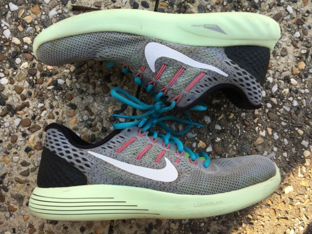 Womens Nike Lunarglide 8 Dynamic Support  Running Sneakers Shoes Size 7.5
