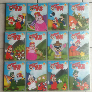 SERIE-12-DVD-SUPER-MARIO-BROS-52-episodes-de-12-heures-de-visionnage