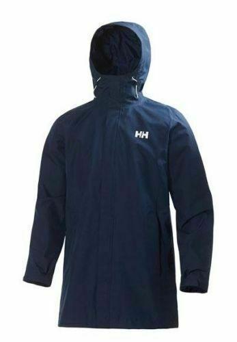 HELLY HANSEN Mens Deep Steel Blue Squamish CIS 3 in 1 Coat Jacket Small S BNWT