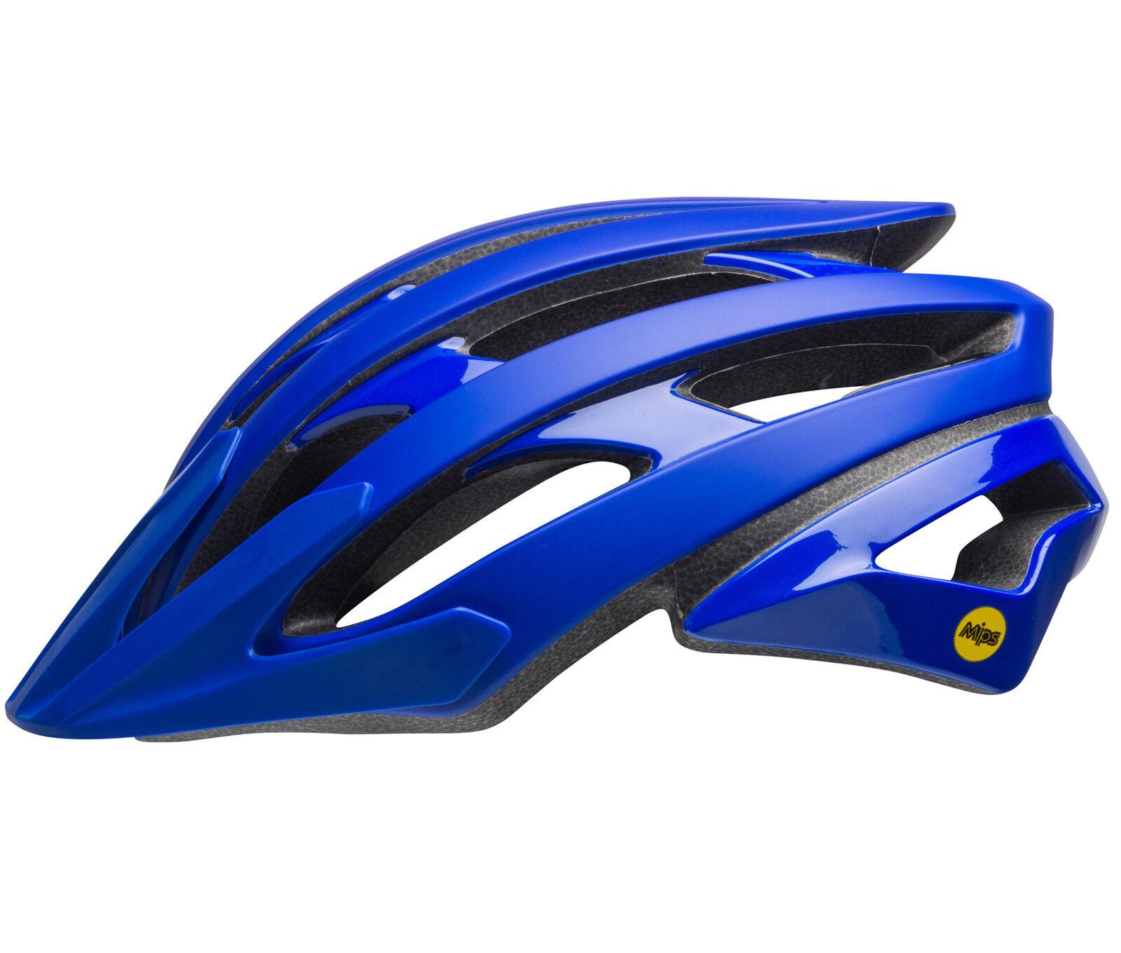 Bell Catalyst MIPS XC MTB bicicleta casco azul 2018