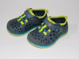a2c69bd2bcbda9 Stride Rite Toddler Made 2 Play Phibian Boys Water Sneakers Sandals ...