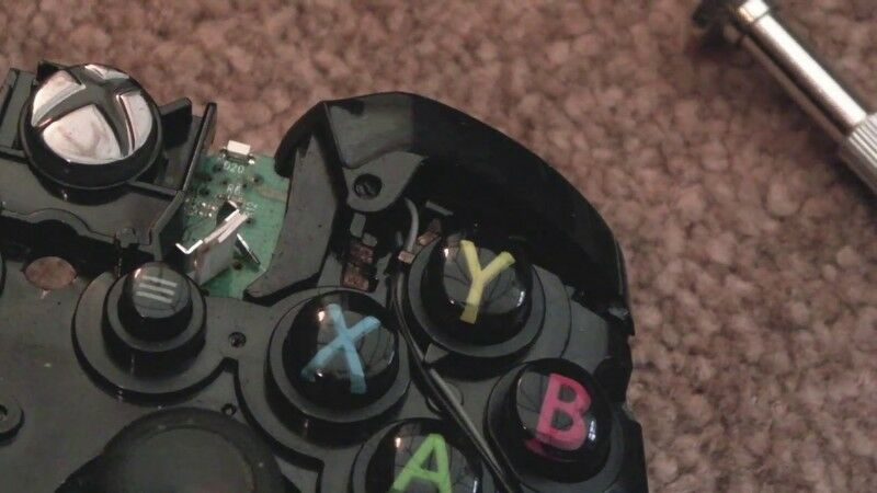 Xbox One Controller Replacement RB & LB Buttons