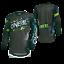 O-039-Neal-2019-Element-Villain-Jersey-Gray-Motocross-Off-Road-Dirt-Bike thumbnail 2