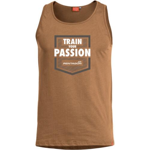 Details about  /Pentagon Astir Vest Train Your Passion Active Outdoor Cotton Hiking Mens Coyote