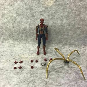 SHF-S-H-Figuarts-Avengers-Infinity-War-Iron-Spider-Man-Action-Figure-Gift-In-Box