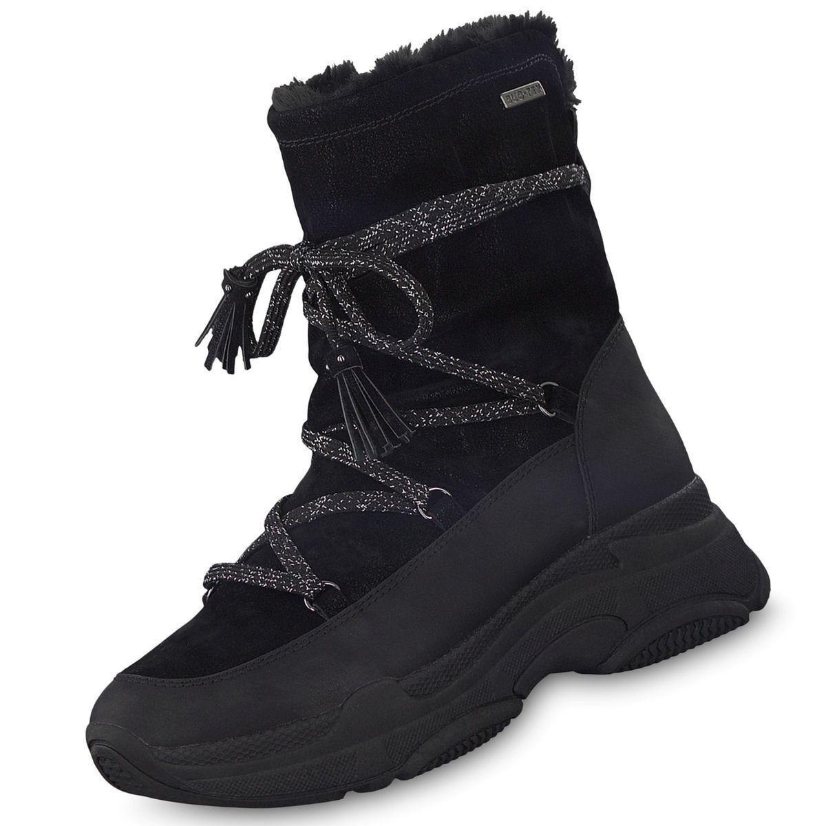 Nuevo Nuevo Nuevo Tamaris Zapatos Mujer Duo Tex botas Mujer botas de Invierno Zapatos Cálido  ahorra hasta un 80%