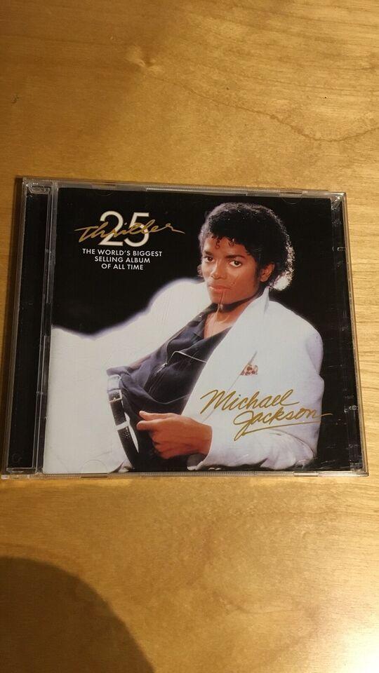 Michael Jackson : Thriller m dvd 25th Anniversary, pop