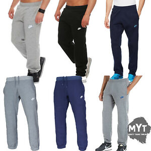 b3e91d4940a4 Image is loading Nike-Mens-Fleece-Jogging-Bottoms-Running-Tracksuit-Bottoms-