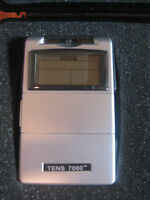 Tens 7000 Electrotherapy most Powerful Tens Unit W/ 5 Modes And Timer