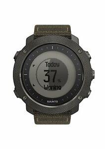 Suunto Traverse Alpha Foliage Sport GPS Outdoor Watch Green SS022292000