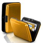 RFID Blocking Aluminum Credit Card Wallet - Holder - Case