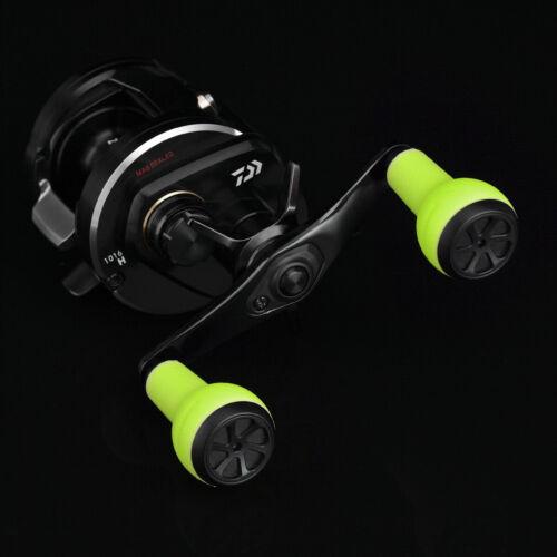 Gomexus Reel Knob For Shimano Daiwa Spinning and Baitcasting Reels TPE Made