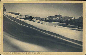 Alpe-Schrattenwang-am-Soellereck-bei-Oberstdorf-Allgaeuer-Alpen-s-w-AK-1920-30