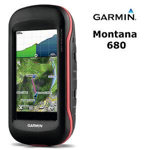 garmin montana 680 gps worldwide handheld touchscreen outdoor rh ebay com garmin 660 manual pdf garmin 660 manual pdf