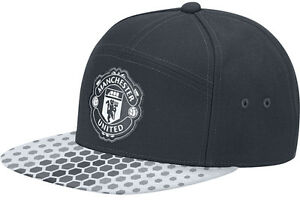 Adidas Men s Manchester United FC Anthem Snapback Cap   Hat S94974 ... 85dfe6a8229