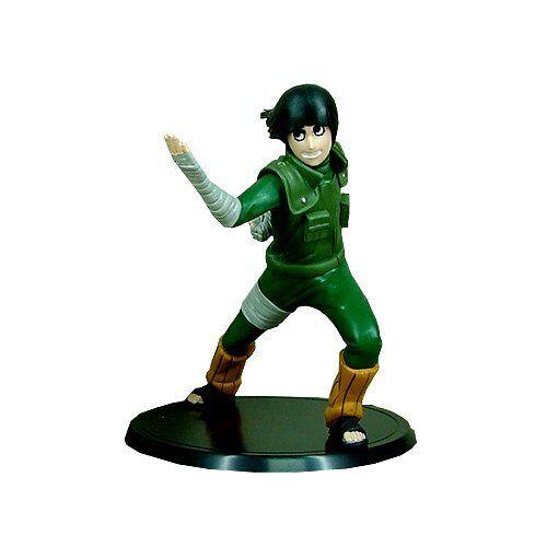 Naruto Anime Rock Lee Figurine