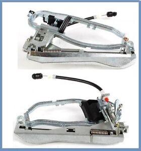 Mecanisme Poignee Porte Interieur Arriere Gauche Bmw X5 E53 Ebay